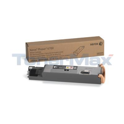 XEROX PHASER 6700 WASTE CARTRIDGE
